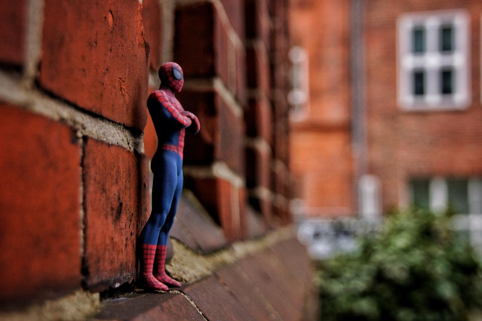 Spiderman in Berlin