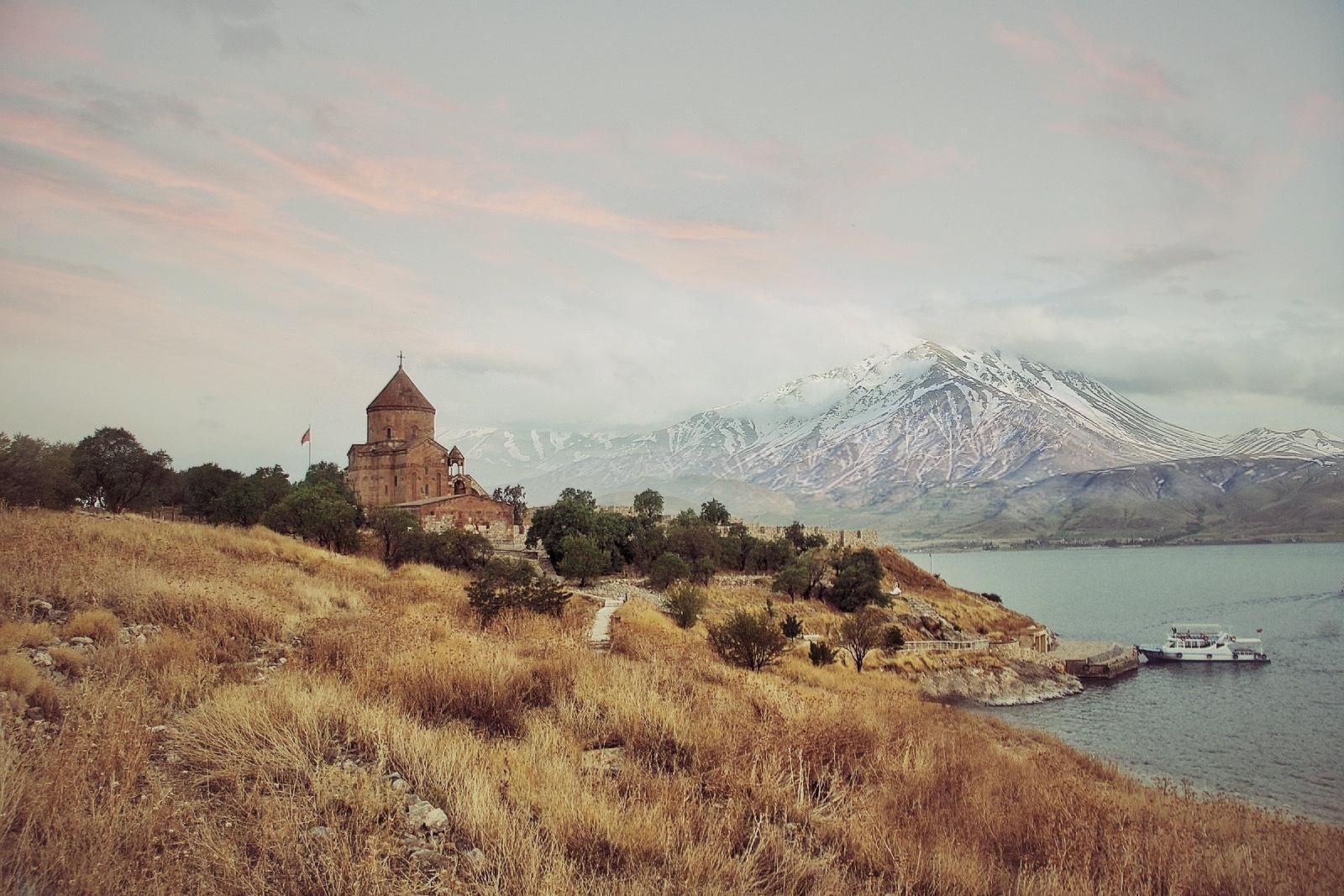 Akdamar Island and the Church