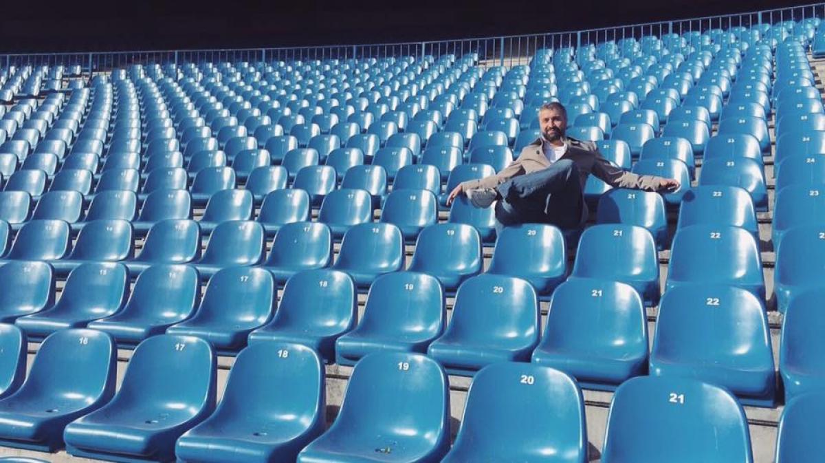 Vicente Calderòn Stadium