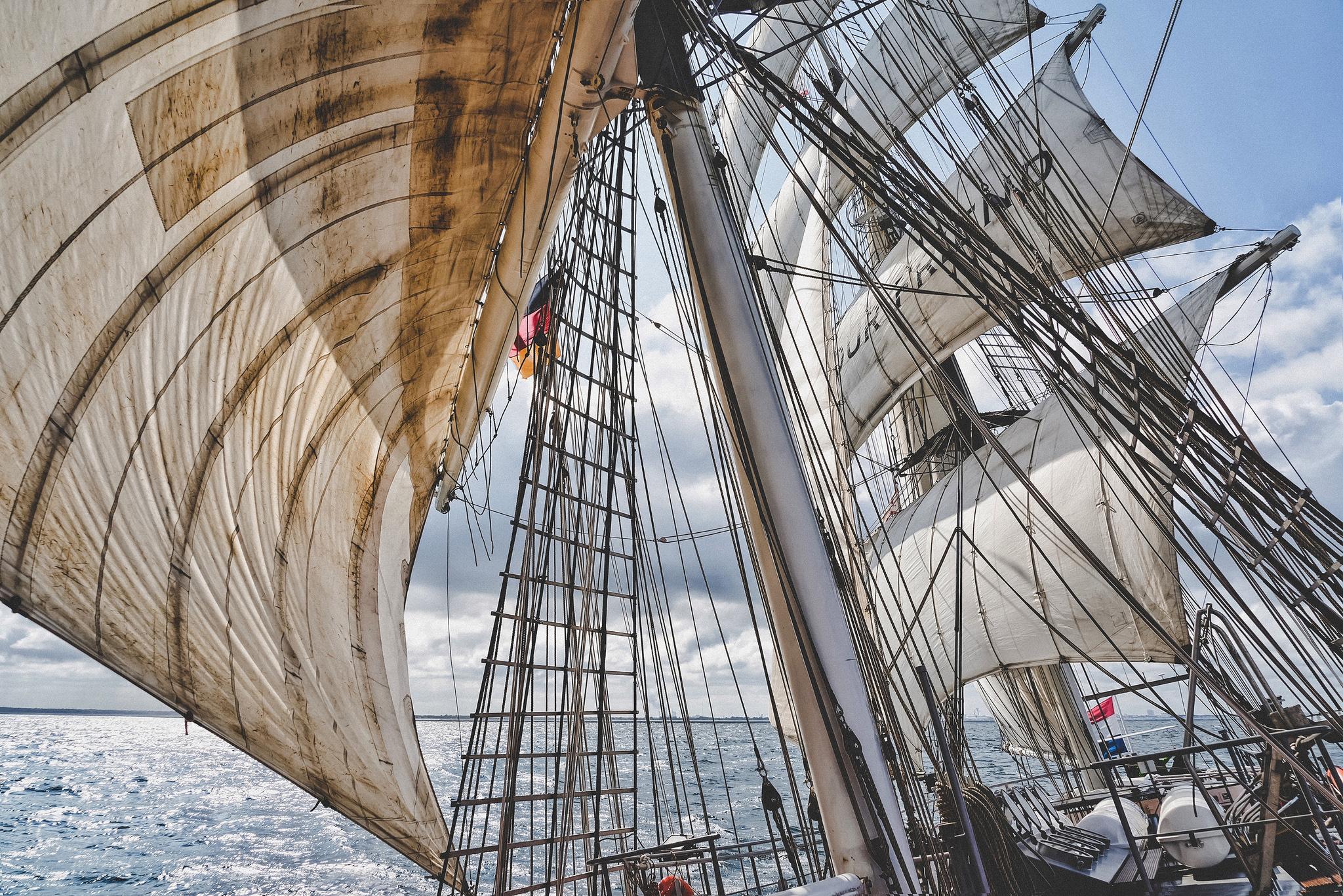 Sailing Ship Mercedes