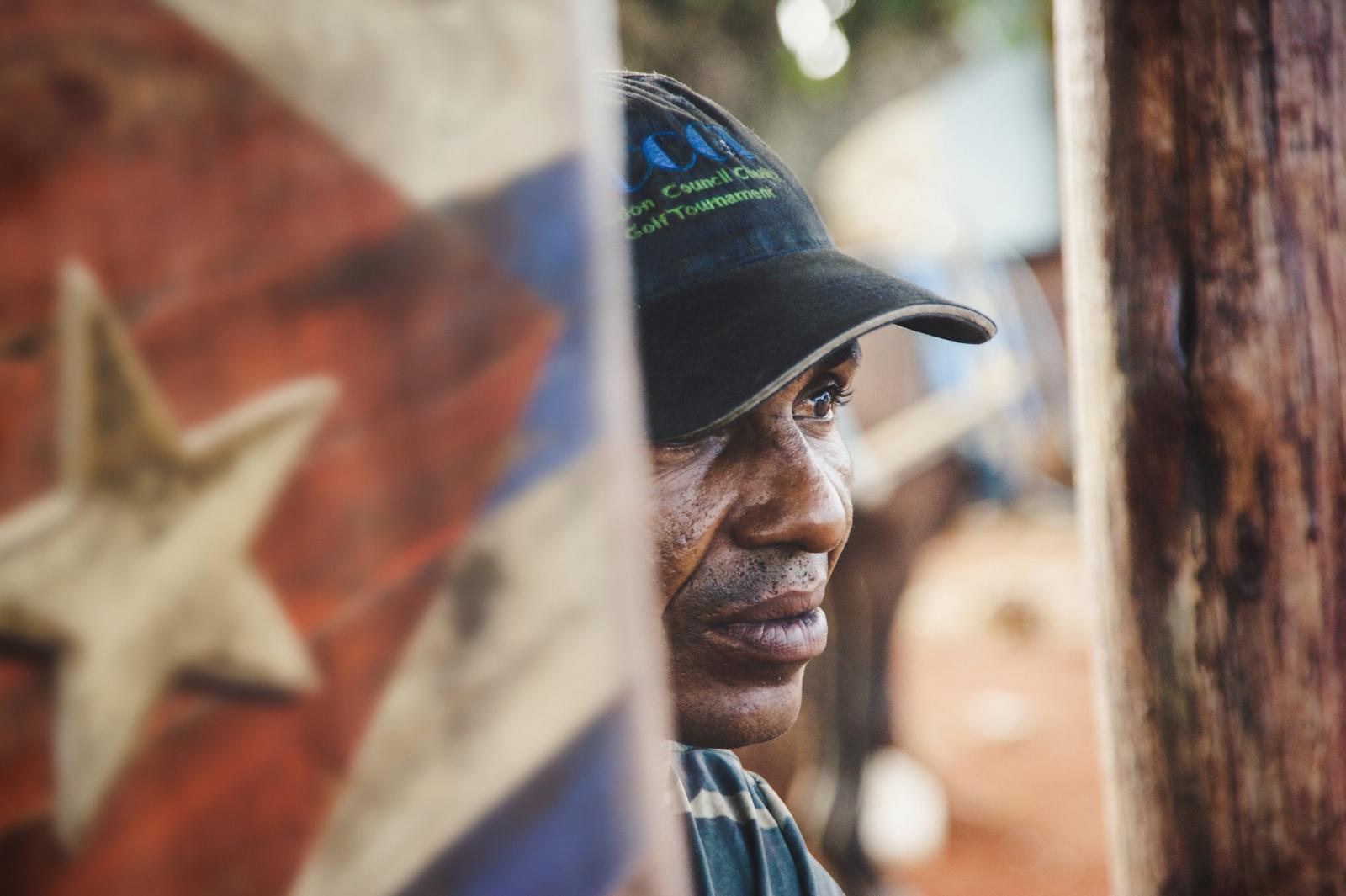 Cuban portrait in Matanzas