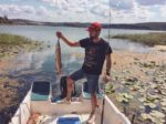 Pike Fishing Terkos Istanbul