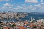 Bosphorus and the Golden Horn, Istanbul.