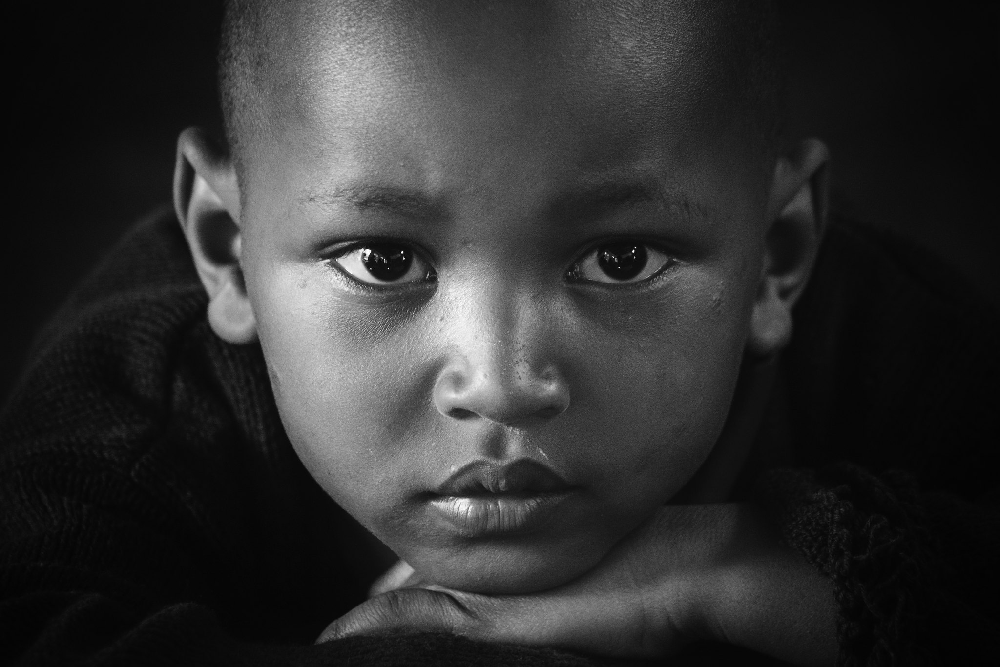 Maasai Student