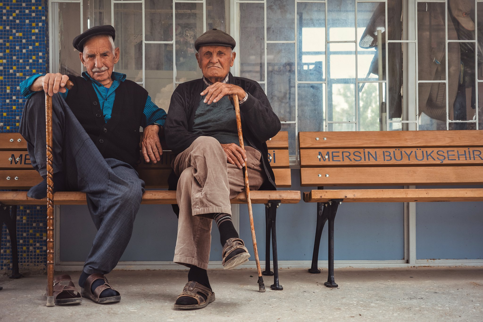 Turkish Villagers