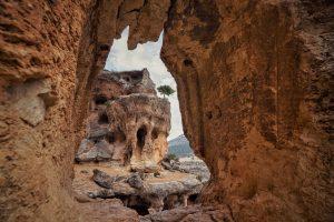 Sason Canyon Mut Turkey