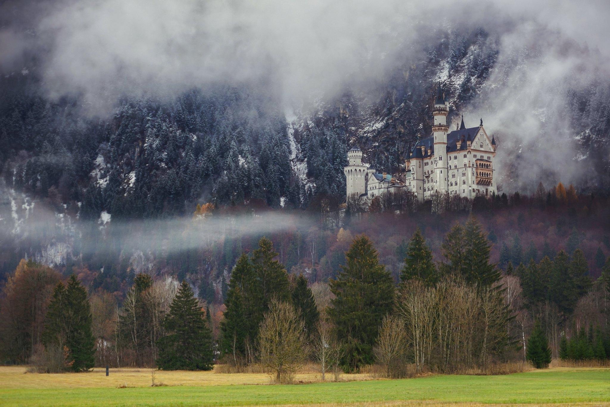 Neuschwanstein Castle (Schloss Neuschwanstein)